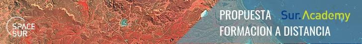 Formación de usuarios en Observación de la Tierra con imágenes Sentinel 2 y Radar de Apertura Sintética